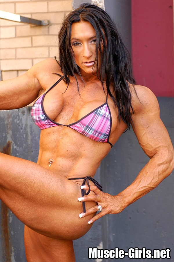 Bad Autumn body builder naked pictures