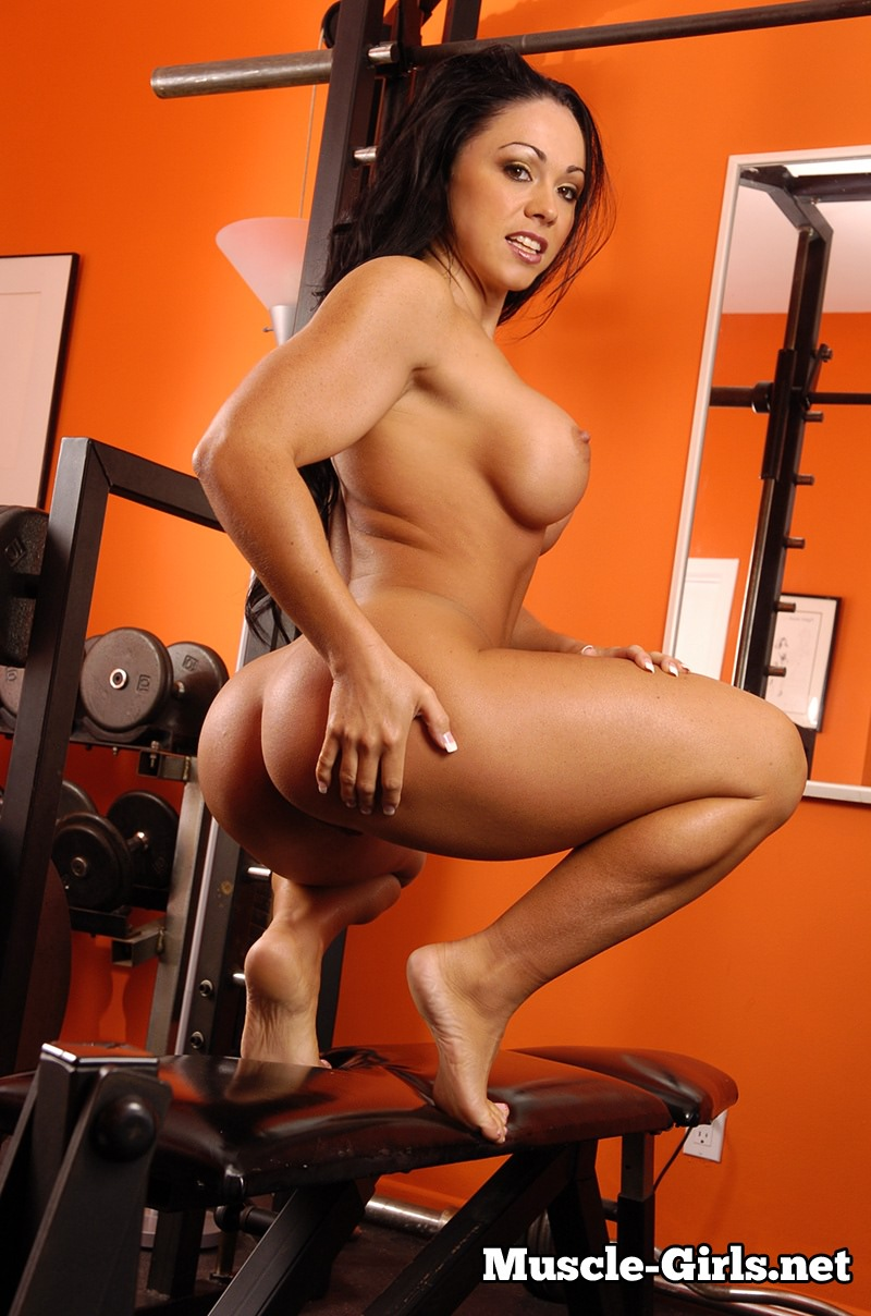 fitness fit hot girls nude