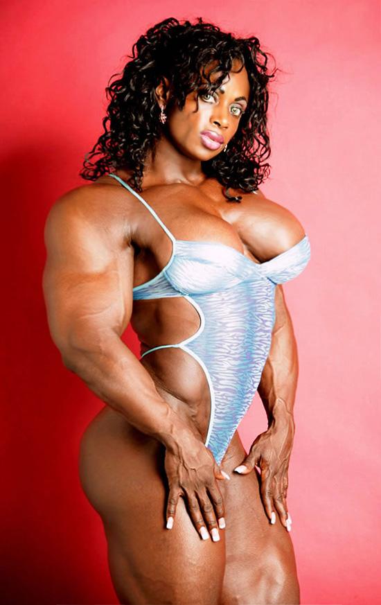 Huge Black Amazon Women Porn - 7