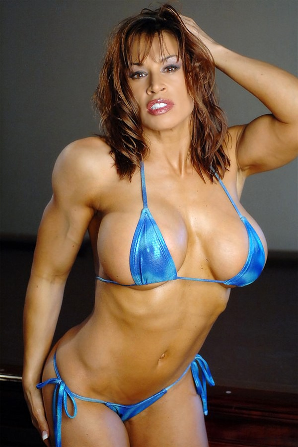 Topic Hot female fitness stars right! seems
