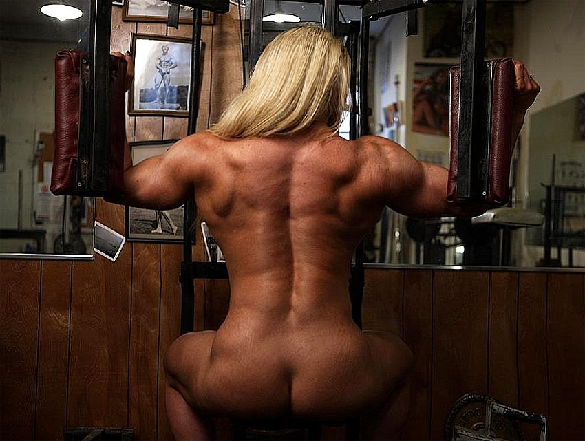 The nobility? Female bodybuilder lisa cross nude think, that