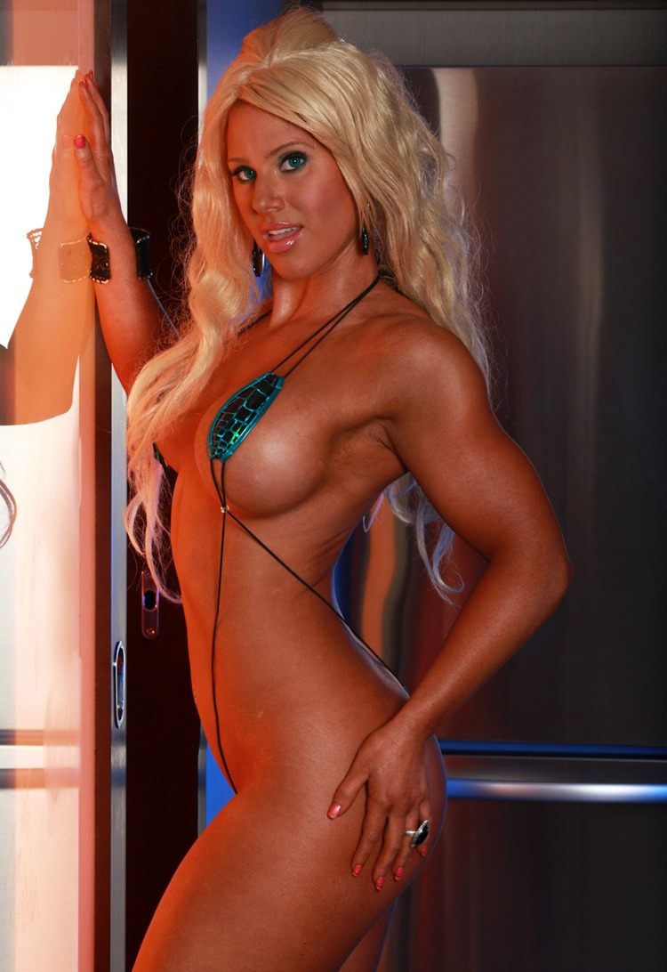 from Douglas katie morgan bodybuilder pics