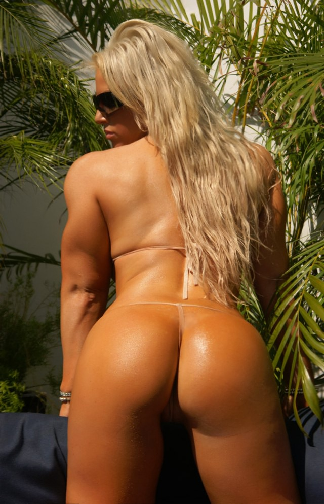 Fit girls butt naked are