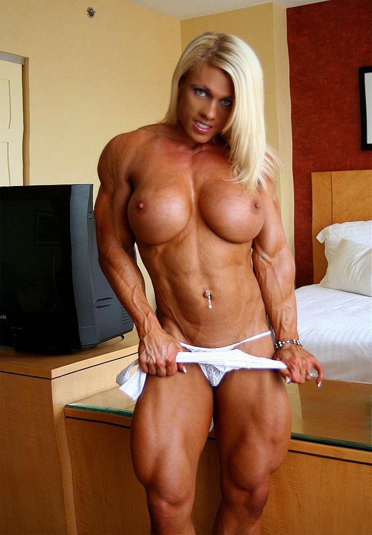Buff Naked Sexy Women