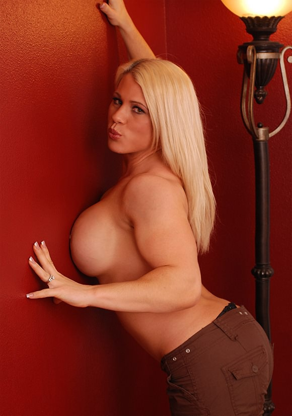 from Iker katie morgan bodybuilder pics