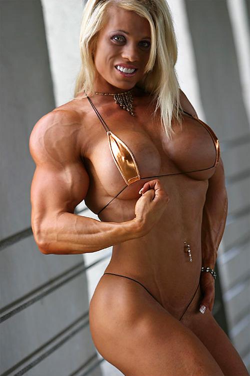 nude big boob bodybuilder girls