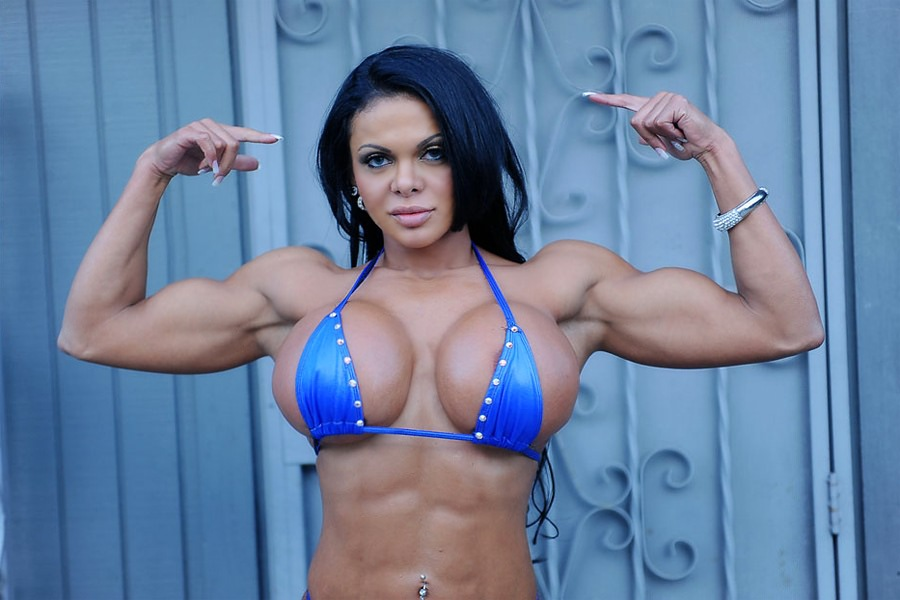 Jodie Marsh Ditched Old Lifestyle To Become Champion Bodybuilder