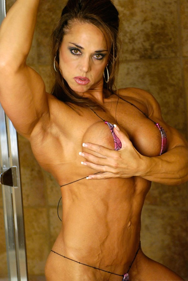Tight nude muscle girls 11