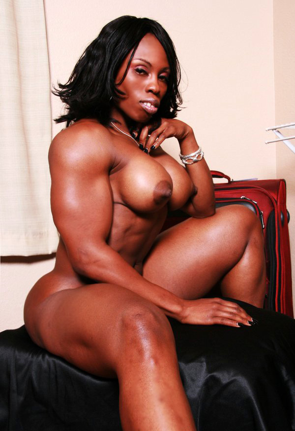 treasure Black mistress
