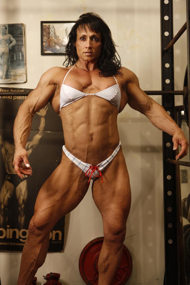 Female bodybuilder huge tits-7942