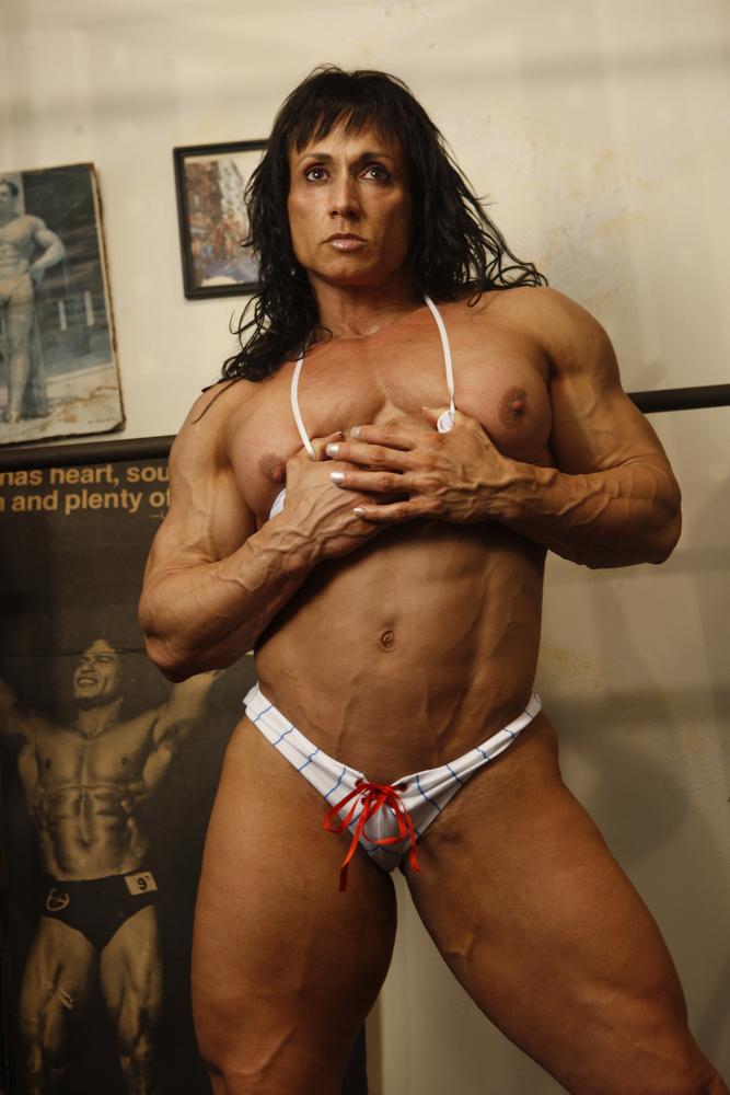Really. happens. big bodybuilder nude girls