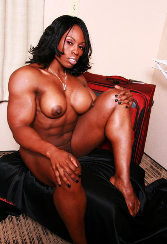 freaky naked ebony women