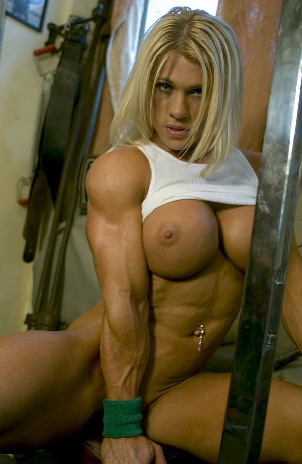 Female bodybuilder huge tits-6134