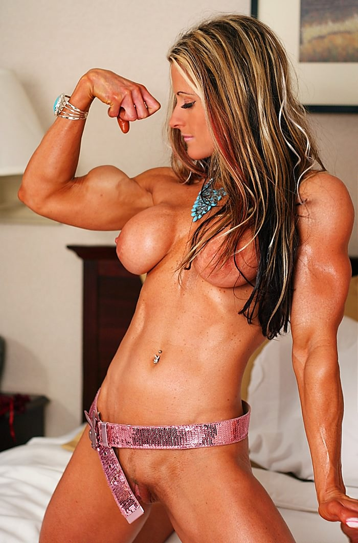 You head body builder nikki warner nude