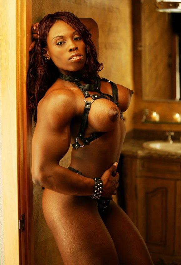 Nude auburn haired women-5956