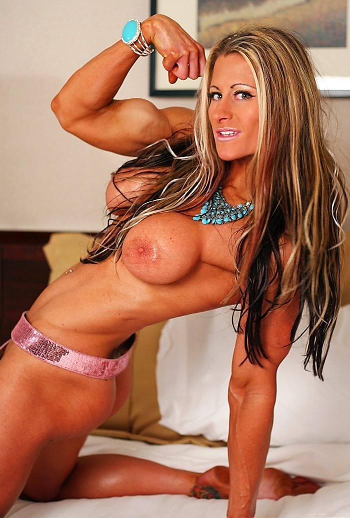 Sexy naked fitness girls