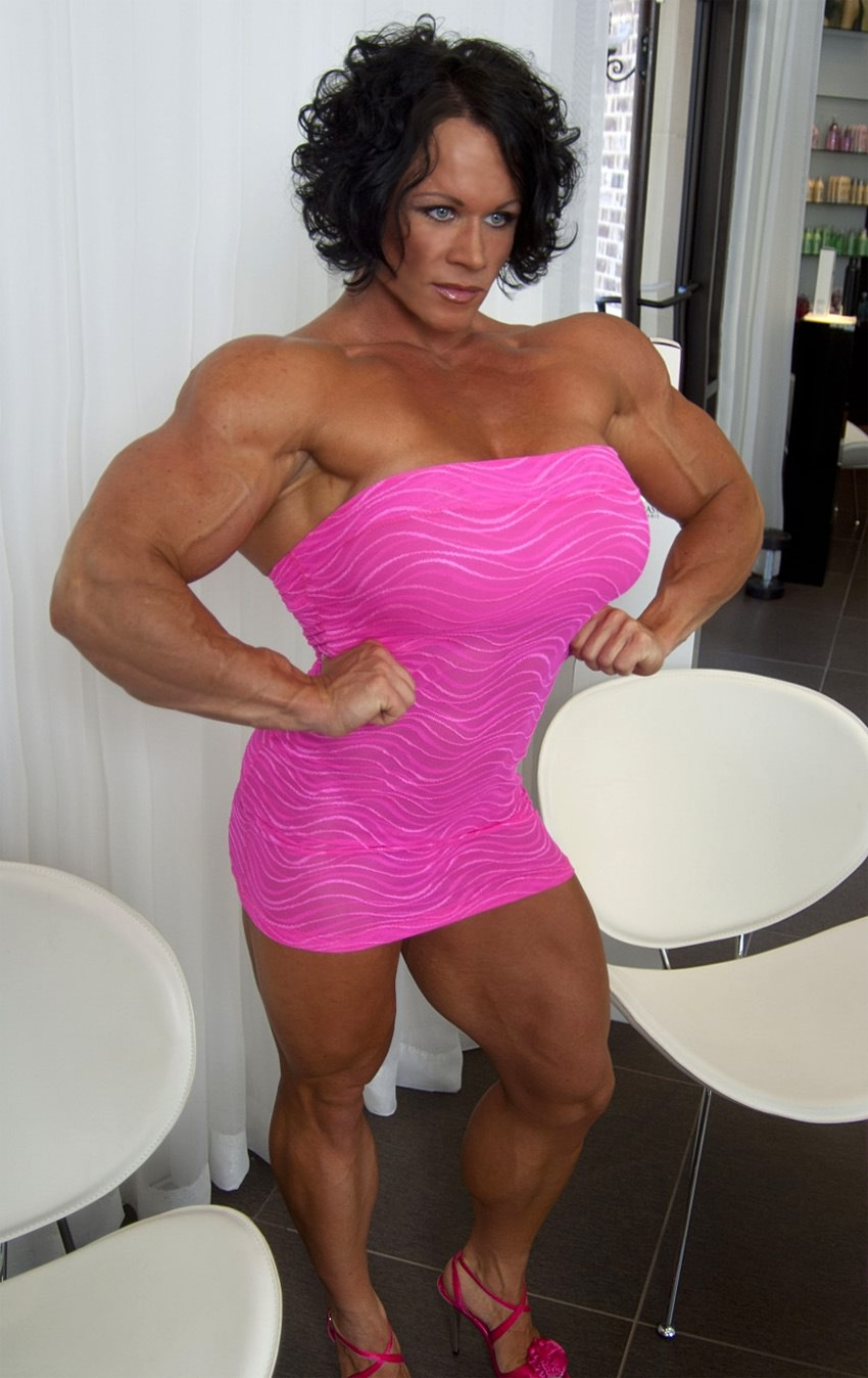 Download Female Muscle Movies Now