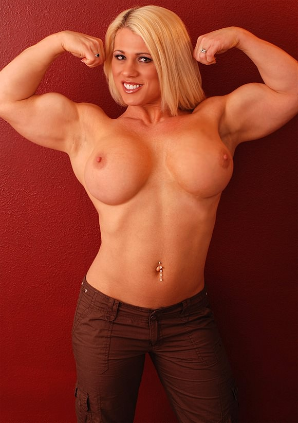 Sexy female bodybuilders nude