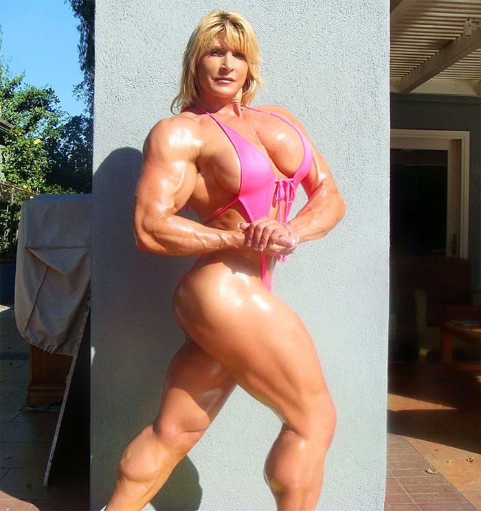 Female bodybuilder huge tits-9687