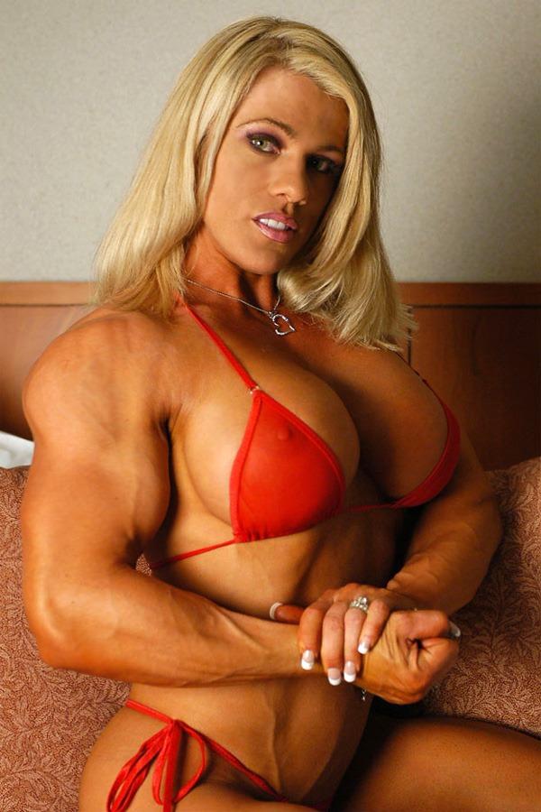 Hot bodybuilder girls