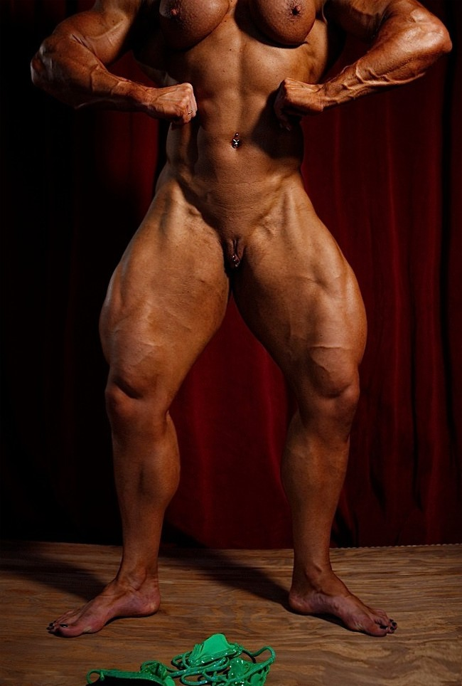 Sex nude male and female body builders hot