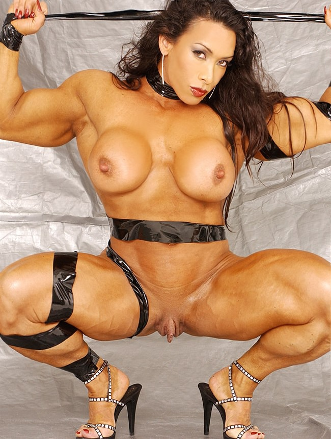 Sexy naked women bodybuilders seems me