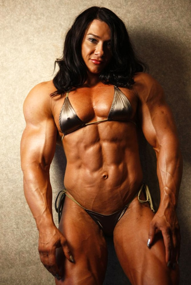 For Female bodybuilding bikini nude apologise, but