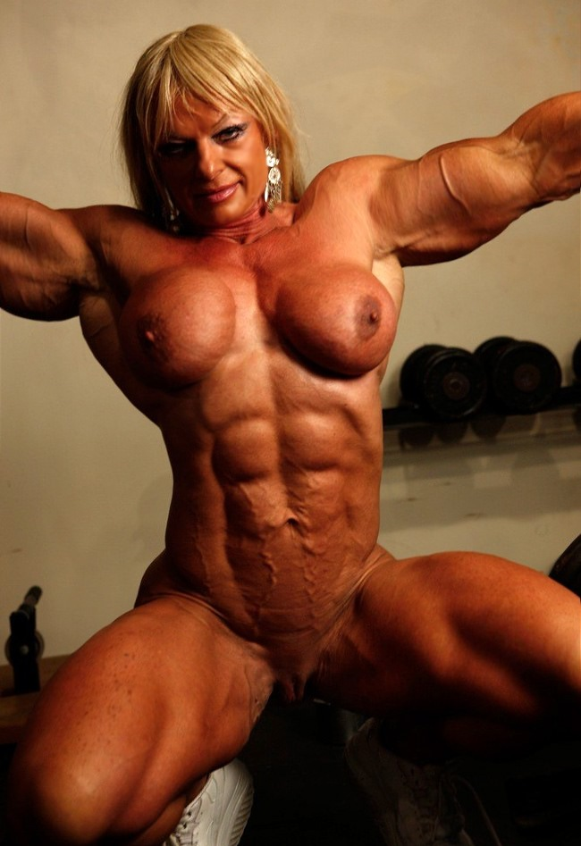 from Urijah nude female bodybuilding art