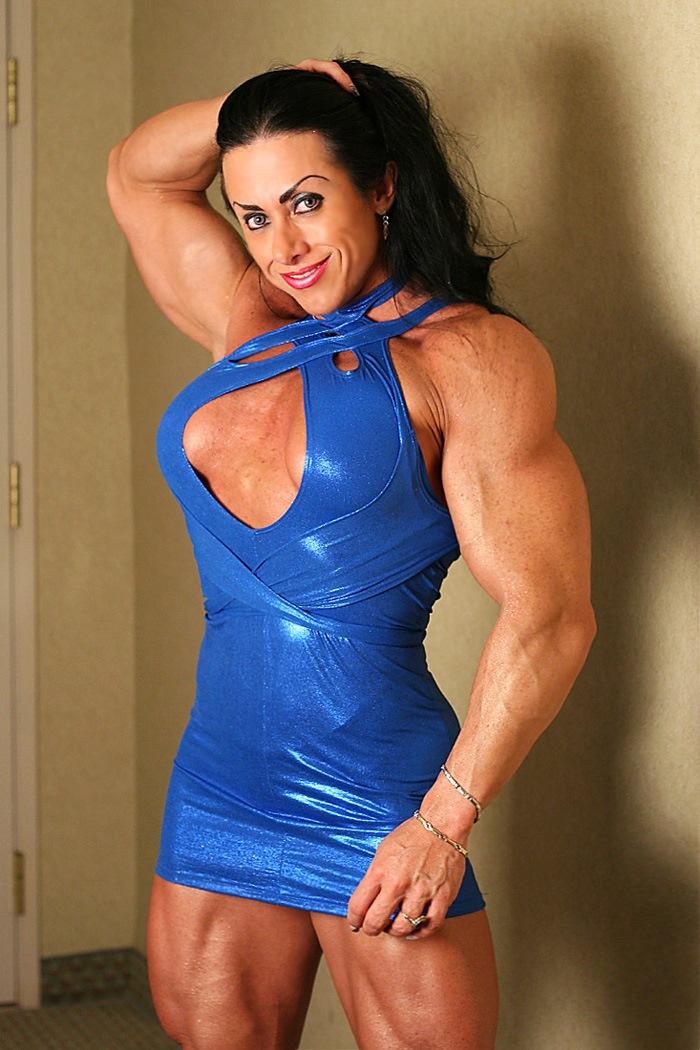 Lota Muscle woman porn movies soooooo hot