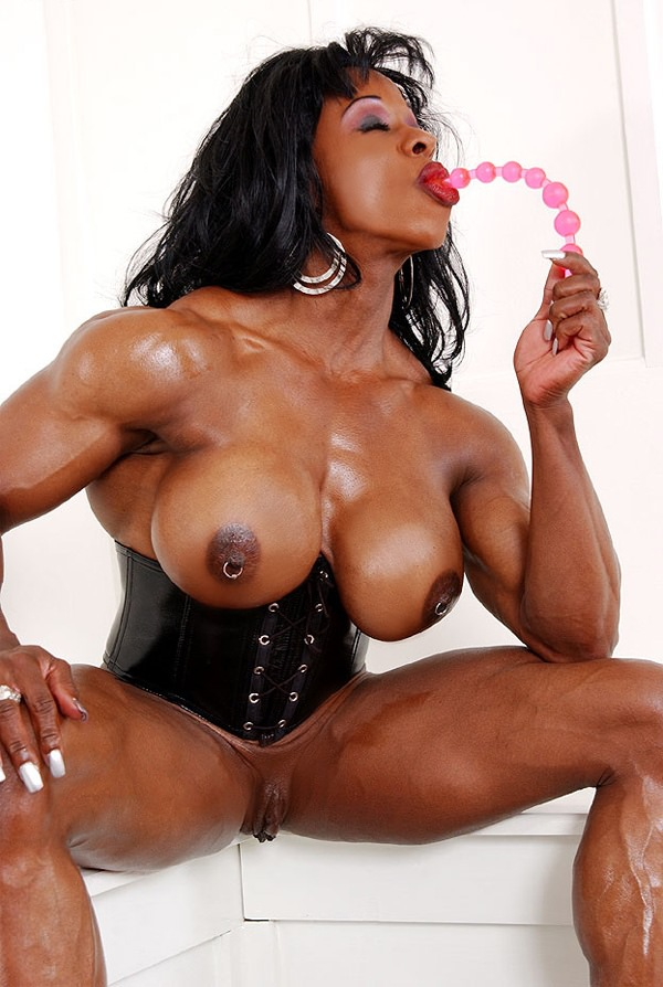 Bondage ebony slut