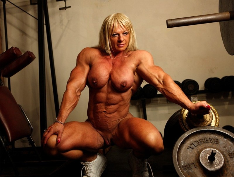 Naked massive muscle womens — img 5