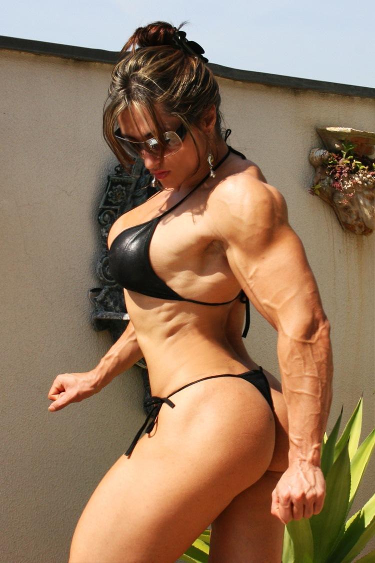 Advise you Braziian nude female bodybuilder