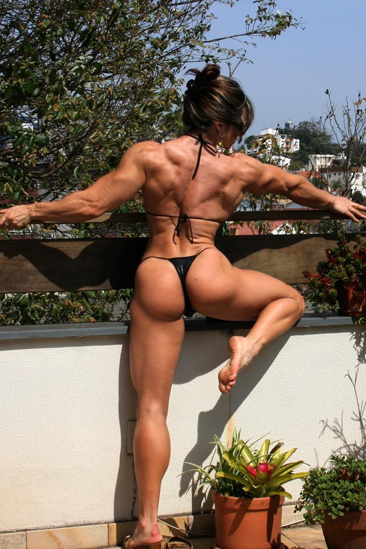 Apologise, Braziian nude female bodybuilder seems