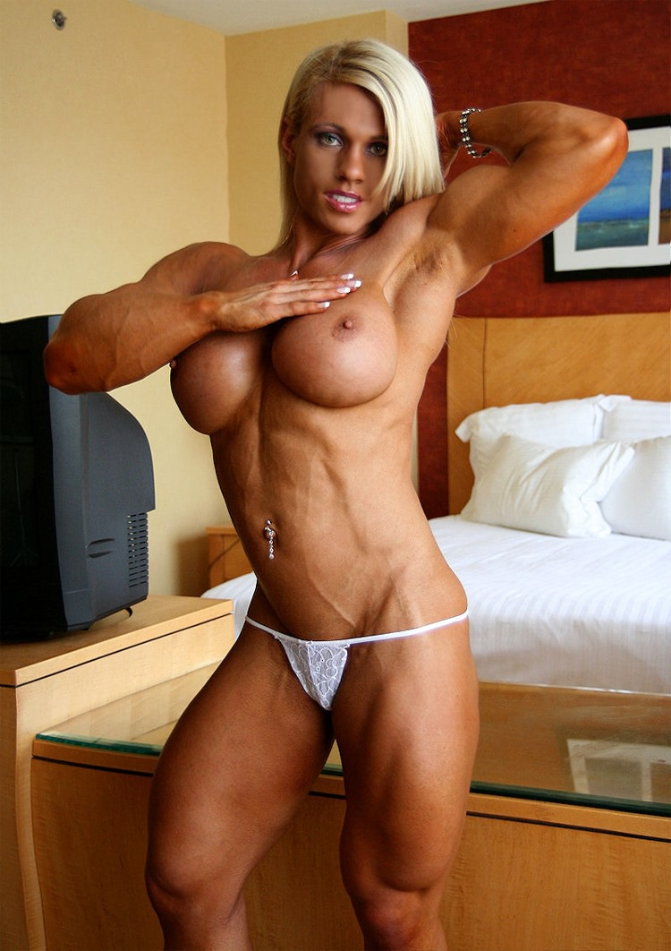 Pity, that Gorgeous nude female bodybuilders congratulate