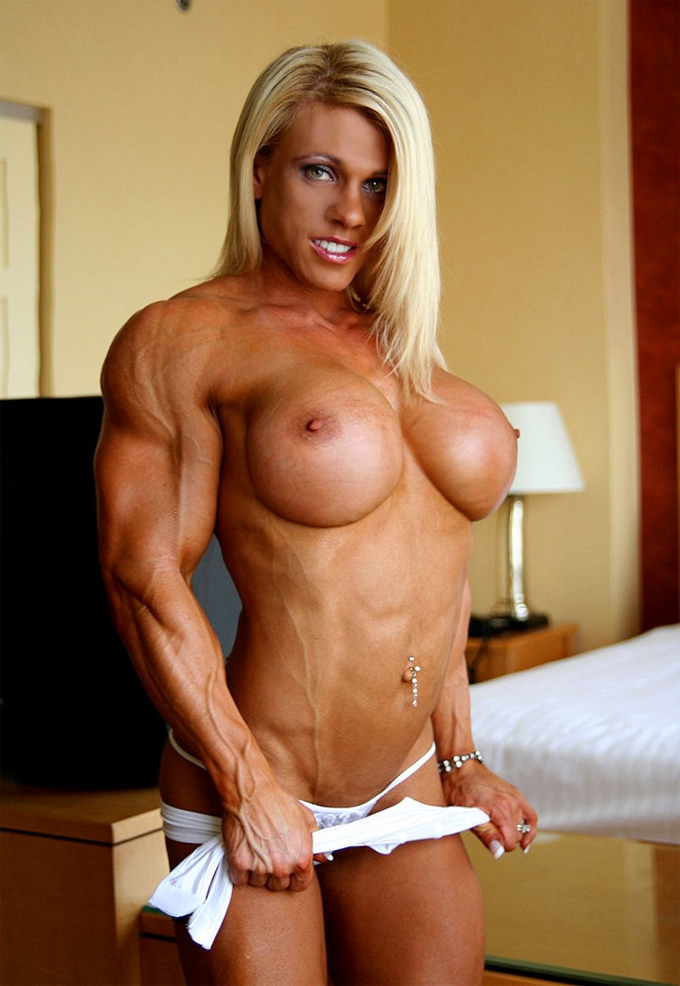 Urbanization Gorgeous nude female bodybuilders think