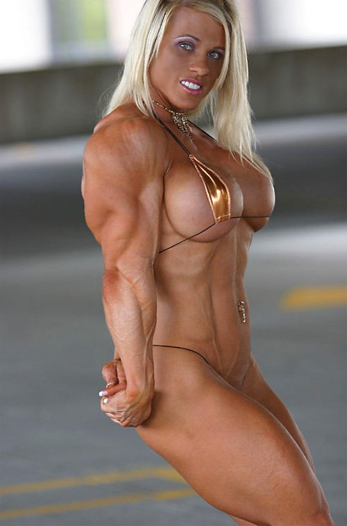 nude body builder womens pussy