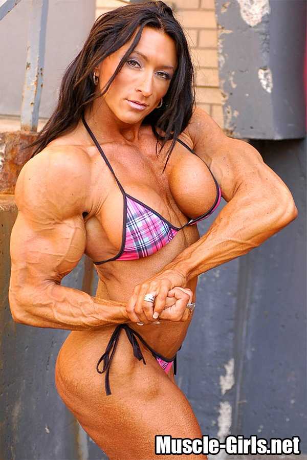 Canadian women muscle nude