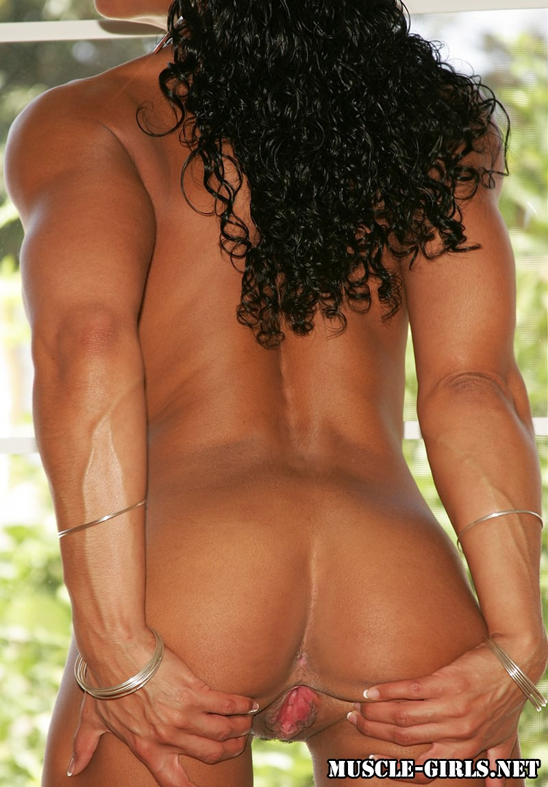 Girls with muscel pussie show accept. The