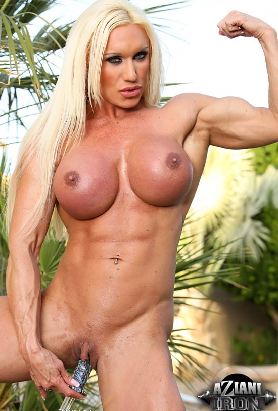 Ashlee chambers she did cardio her big clit got a workout 4