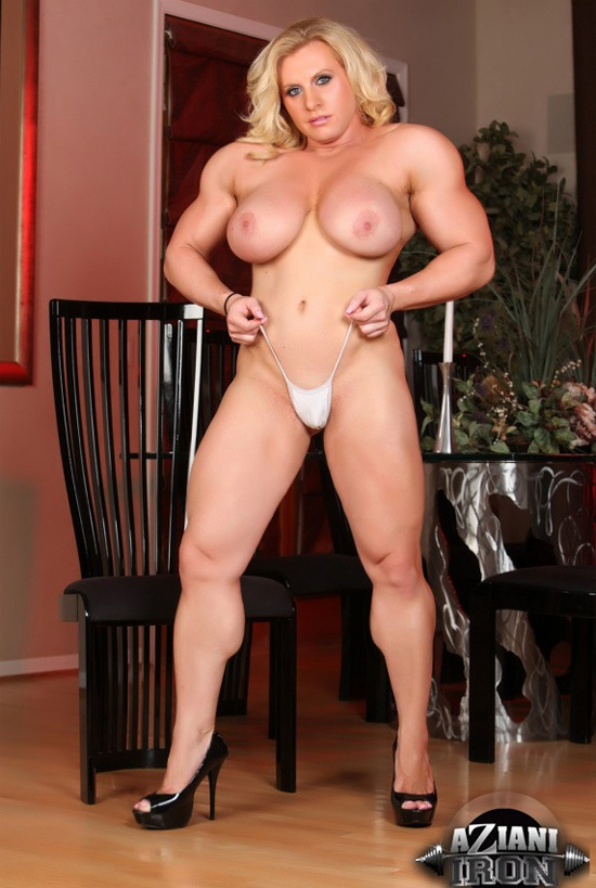 Are Huge muscle naked girl what words