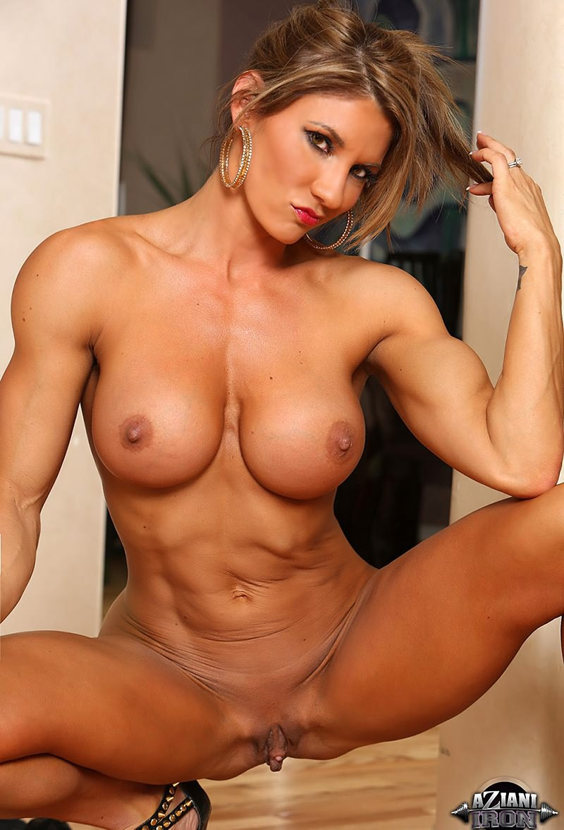 Muscle girls get anal hd